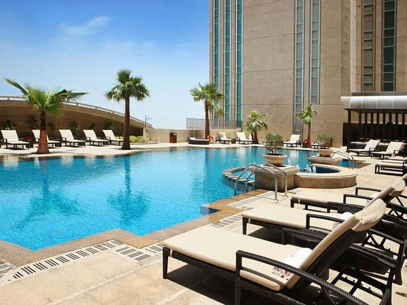 Sofitel downtown dubai