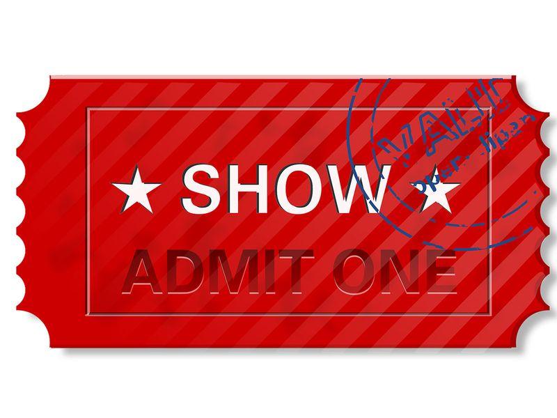 Ticket, generic