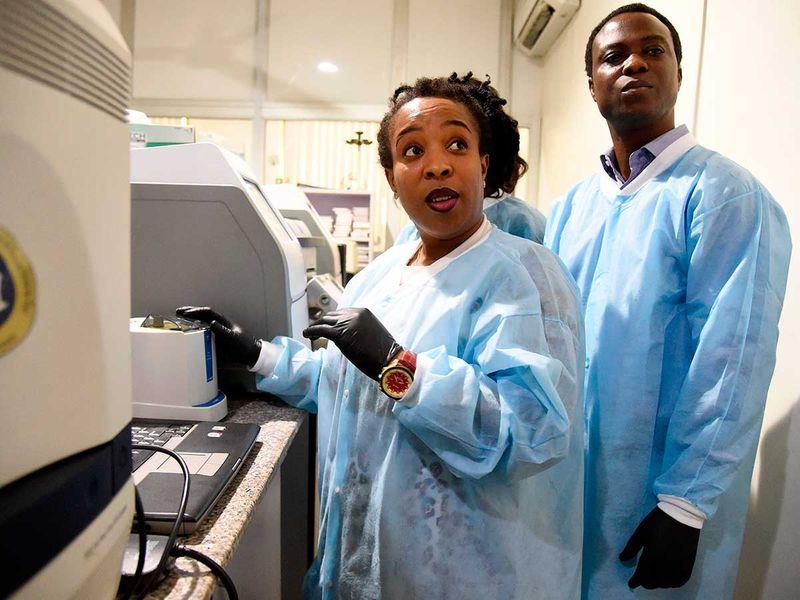 Africa Nigeria genomics