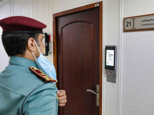 Ajman Police