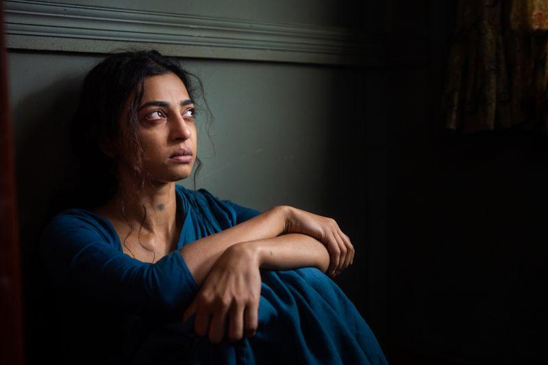 Radhika Apte for RAAT AKELI HAI