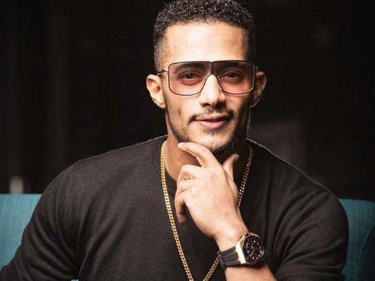 Egyptian actor Mohammed Ramadan