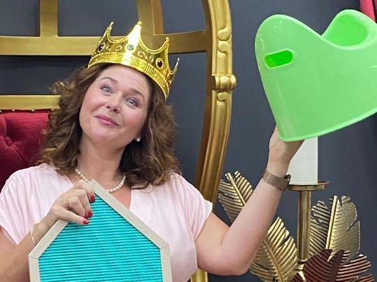 Potty Queen