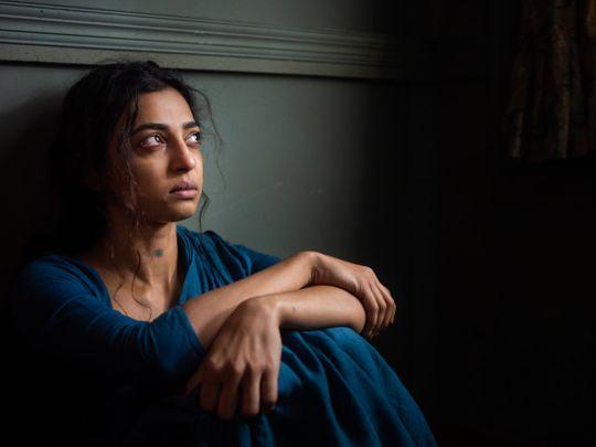 Radhika Apte for RAAT AKELI HAI_Netflix-1594977690767