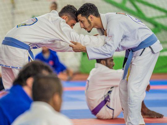 The Jiu-Jitsu Camp Championship is being organised by the UAE Jiu-Jitsu Federation