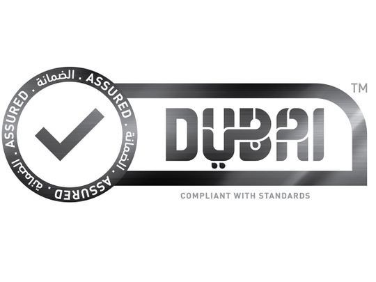 What the Dubai Assured stamp will look like