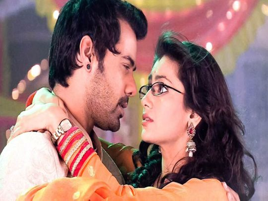 A still from Kumkum Bhagya