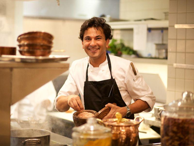Chef Vikas Khanna'