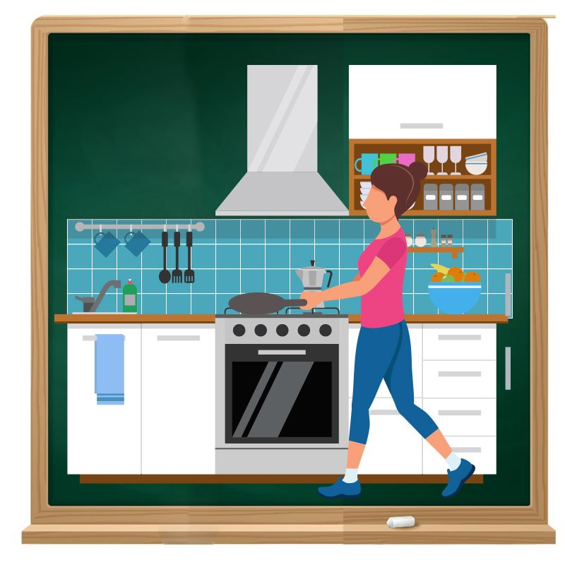 Lessons - cooking