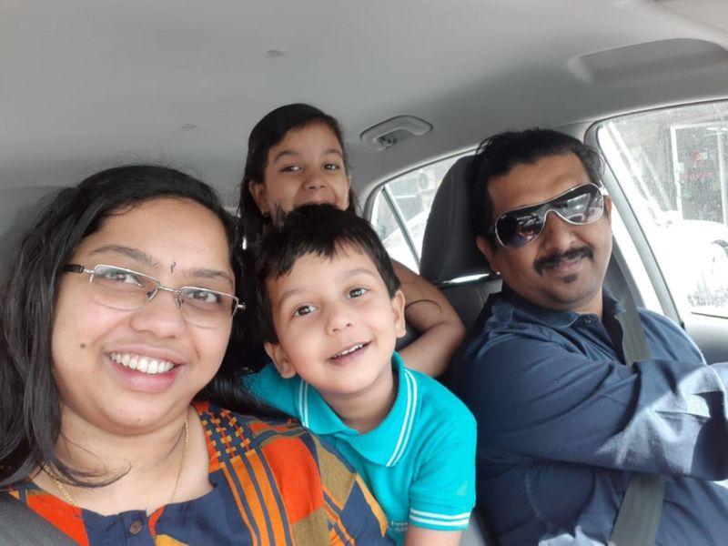NAT 200719 AK Bhavya Sandeep and family-1595173123669
