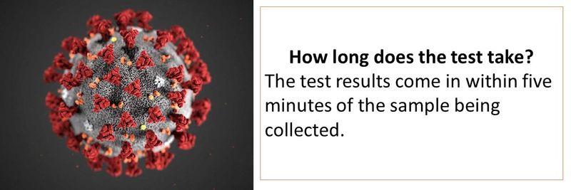Rapid COVID-19 test for abu dhabi