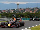 Red Bull's Alex Albon struggled in Hungary