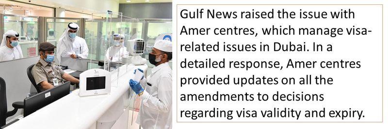 Amer centres clarified