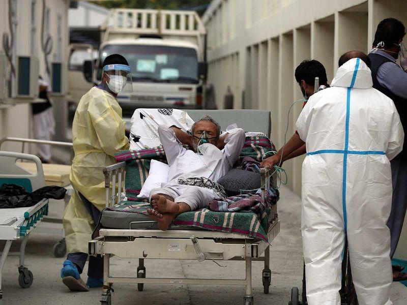 Kabul Afghan-Japan Communicable Disease Hospital