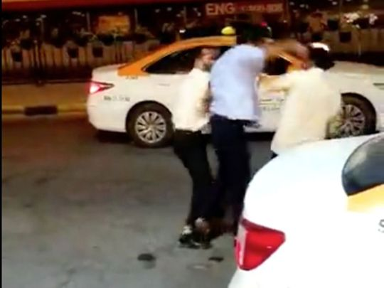 Sharjah taxi