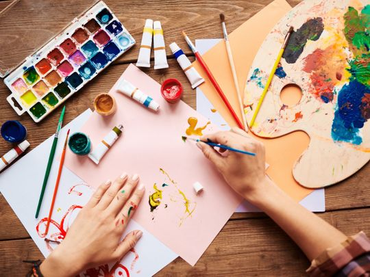 Dubai cultural roundup: 6 activities to unleash the artist inside