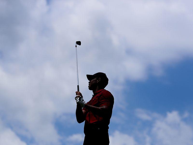 Tiger Woods struggled at Memorial
