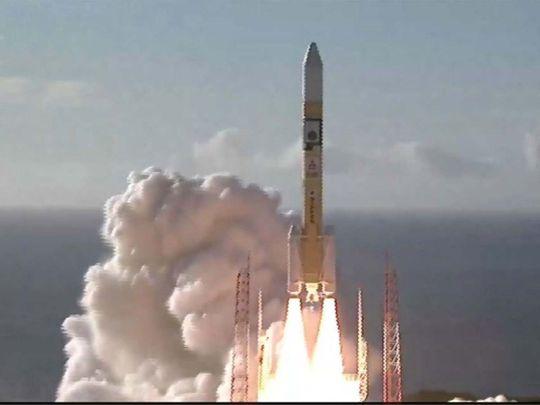 UAE to Mars: Historic Hope Probe takes off