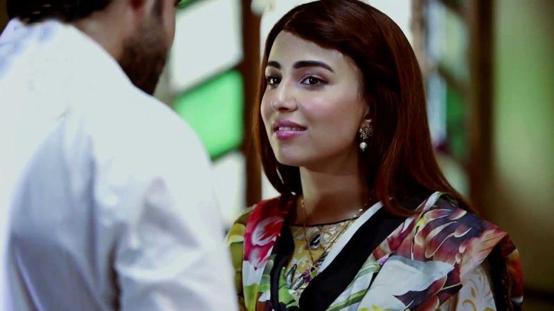 Ushna Shah in Balaa