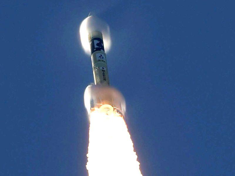 hope probe rocket مسبار الأمل