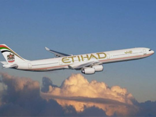 stock etihad airways 20200721
