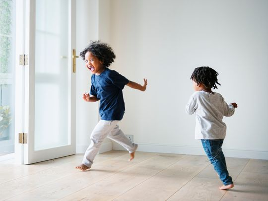 Physical activity linked to better cognitive function in children