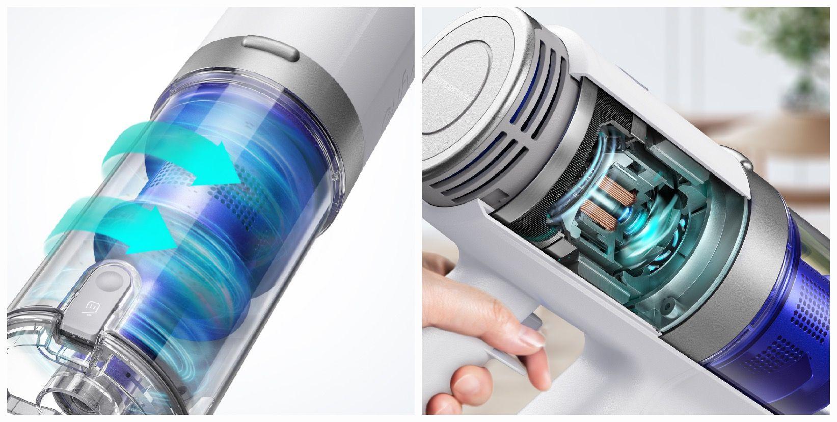 Eufy HomeVac S11 Go Power