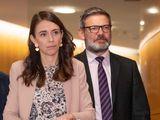 Jacinda Ardern New Zealand Prime Minister Lees-Galloway