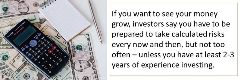 Top five reasons experts give for why your money isn't growing