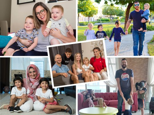 UAE parents share strategies for keeping kids sane and entertained indoors over the summer