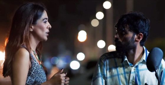 Yasra Rizvi and Fawwad Khan in a still from CHURAILS-1595406634269