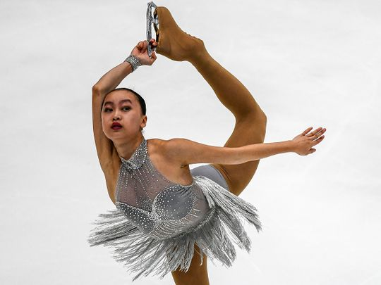 Singapore's Jessica Shuran Yu