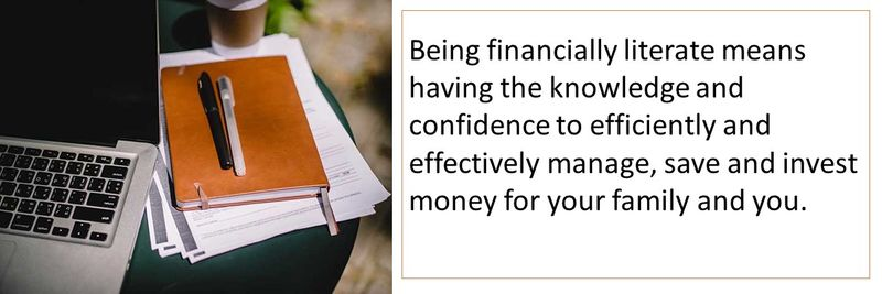 6 cost-effective tips to improve your financial literacy