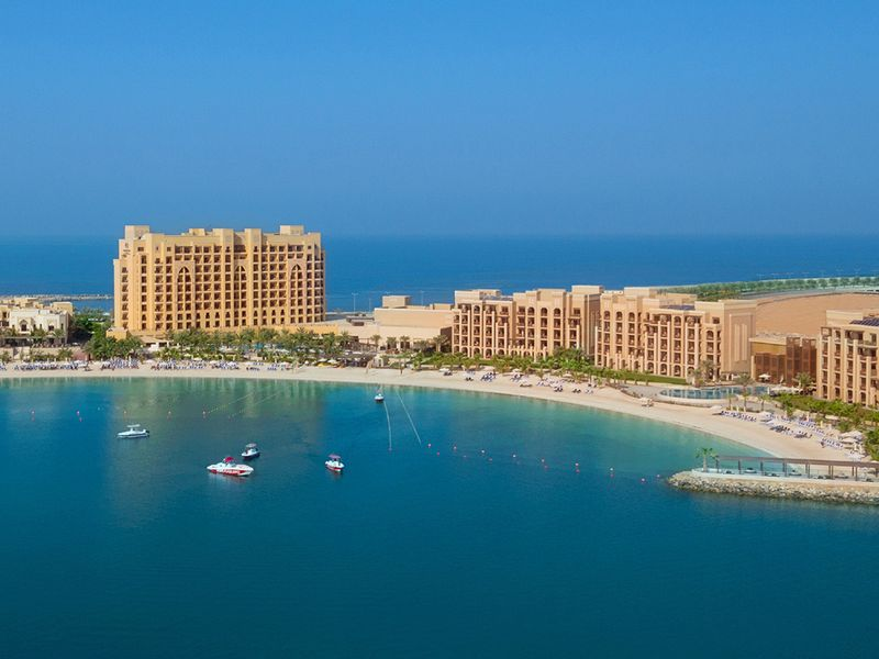 Double Tree Hilton RAK