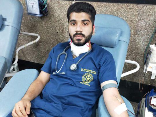 Dr Mohammed Fawaz