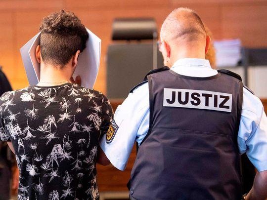 German girl rape refugee