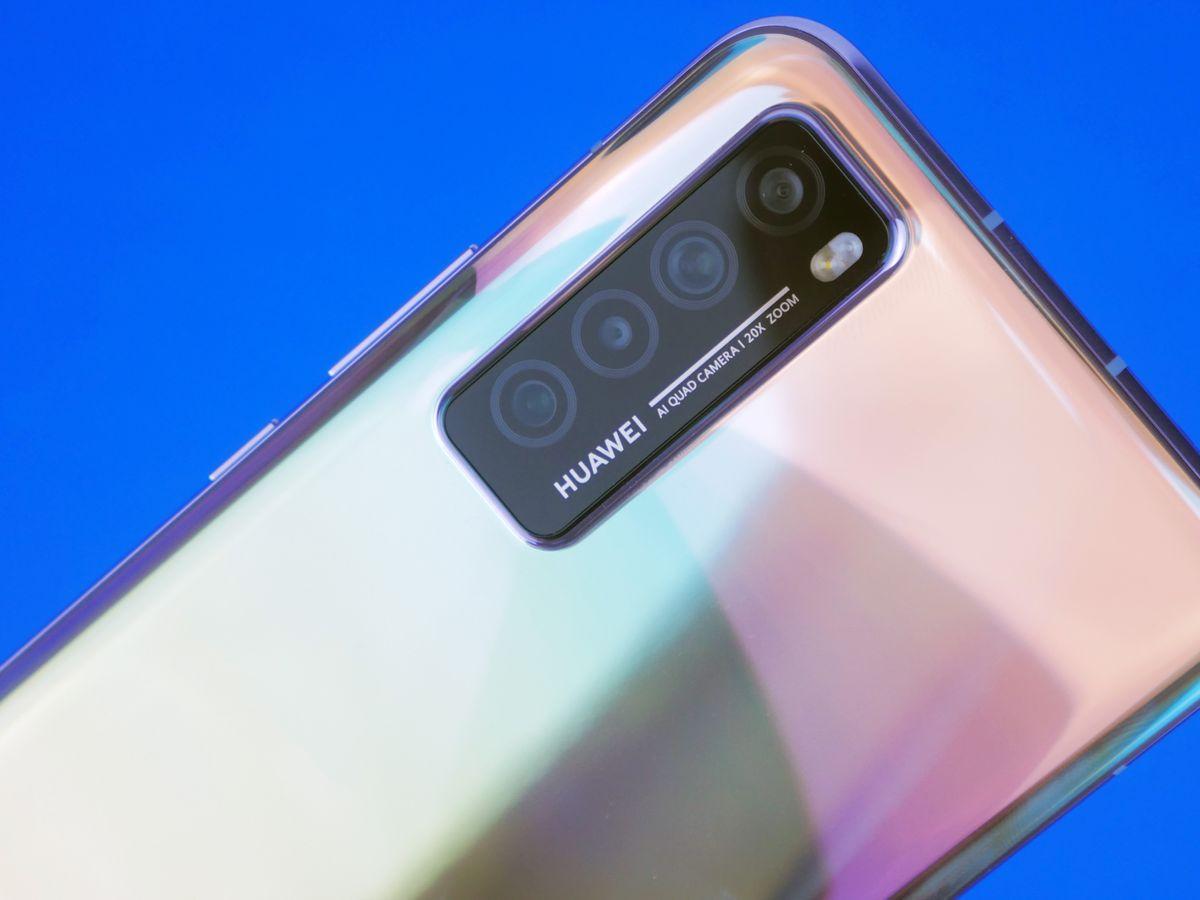 Huawei nova 7 Camera