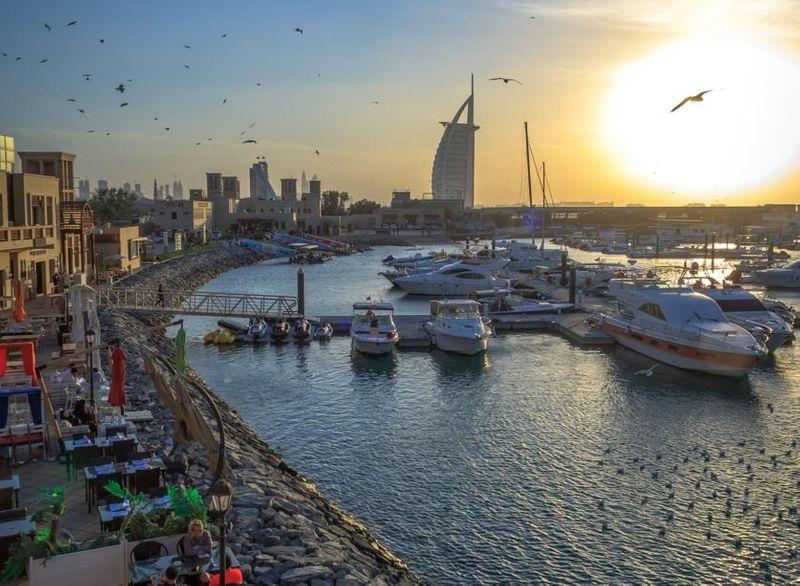 Jumeirah Fishing Harbour