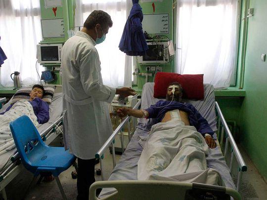 Kerat Afghan airstrike