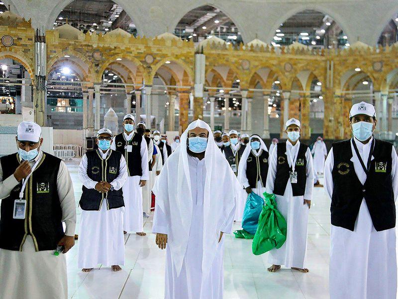 Mecca - Saudi Haj 2020
