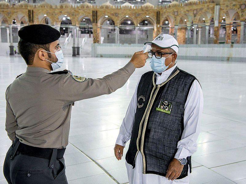 Saudi Mecca 2020