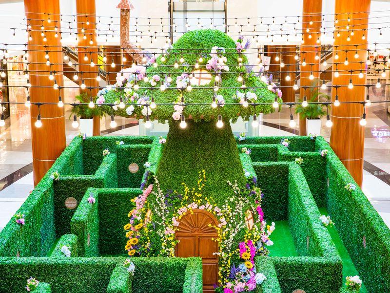 The Maze at Burjuman