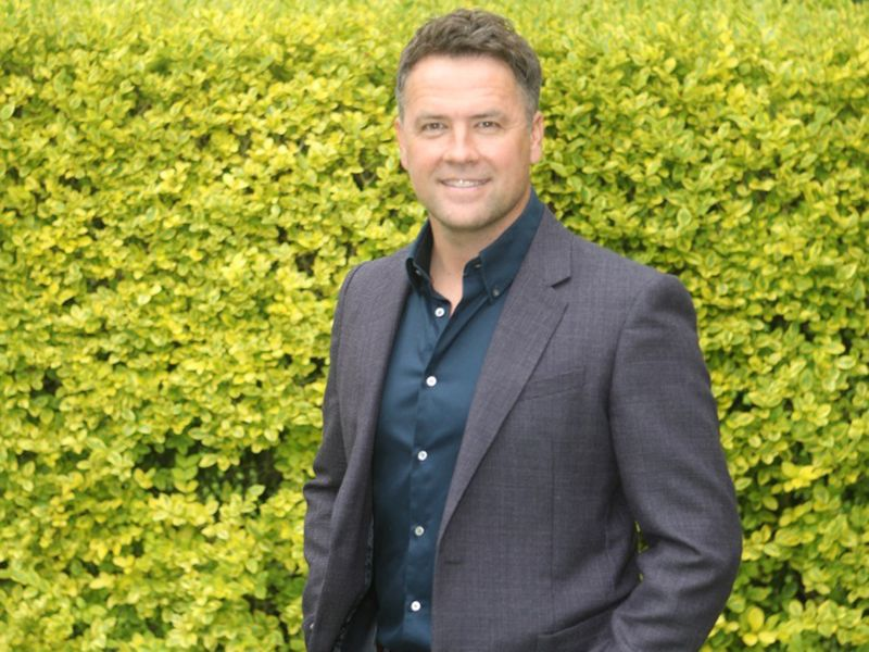 Former Liverpool star Michael Owen