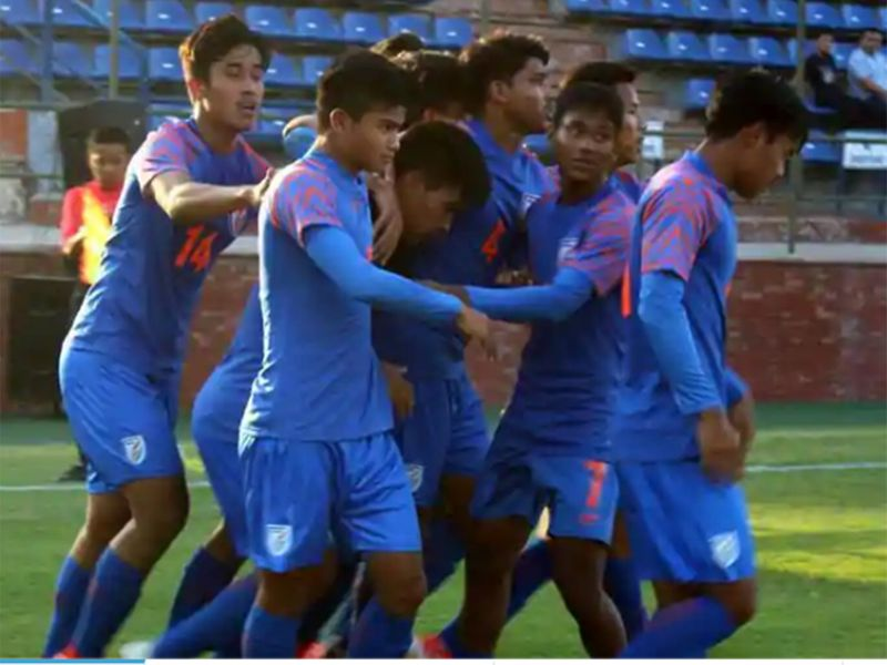 India also defeated Bahrain 5-0.