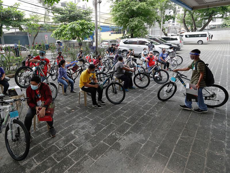 Philippines bycicle gallery