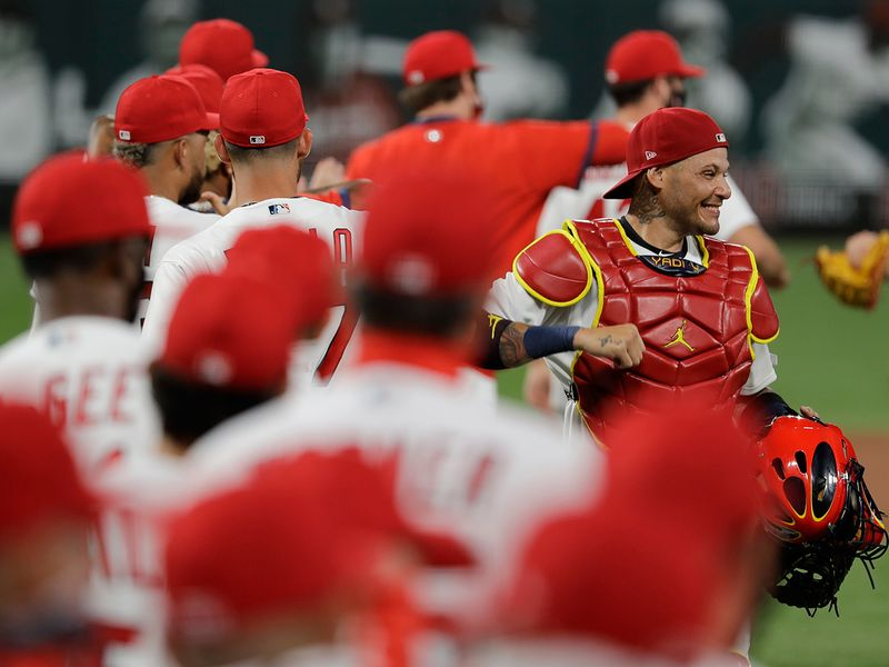 Cardinals 5, Pirates 4: Yadier Molina drove home a key run in his 16th consecutive Opening Day start as St. Louis held off visiting Pittsburgh.
