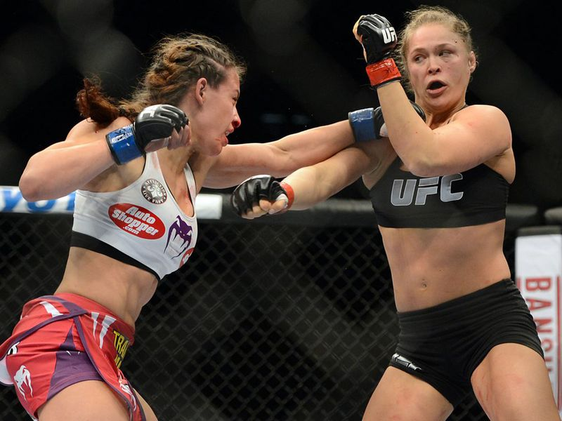 Photos Looks Can Kill The Top Female Ufc Fighters In The World Sport Gulf News
