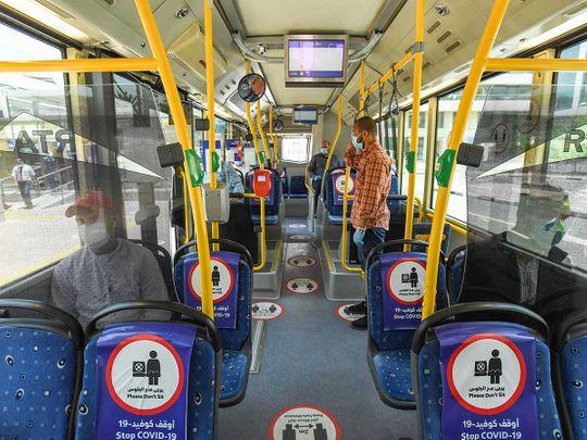 RTA buses