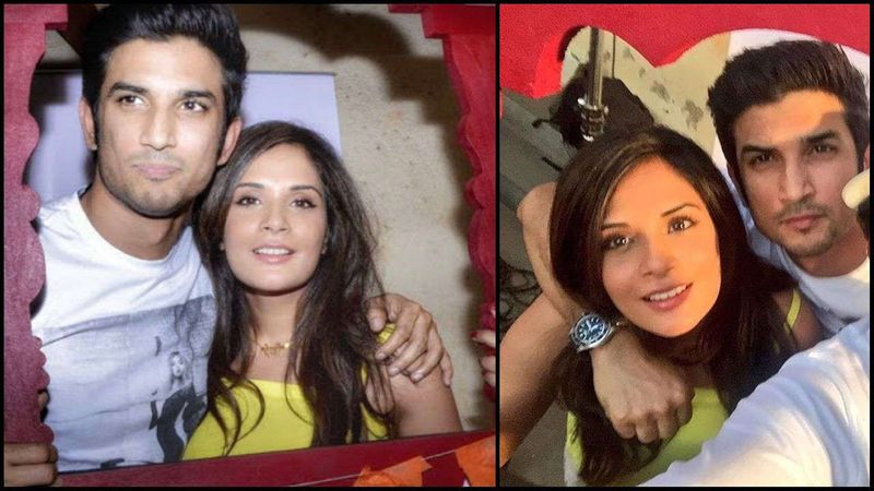 Richa Chadha and Sushant Singh Rajput-1595757119566