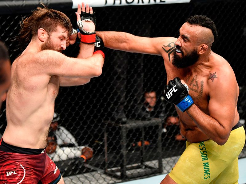 UFC Fight Night at Yas Island Abu Dhabi on July 26